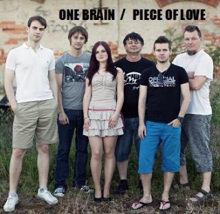 Nové CD ONE BRAIN - PIECE OF LOVE  (2014)